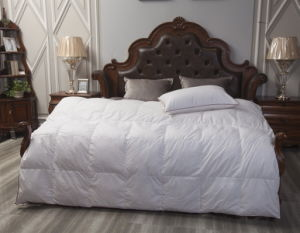 China Factory Produce Down Duvet Comfoter Quilt pictures & photos