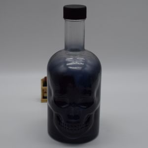 700ml Skull Design Glass Wine Bottle, Glass Wine Package, Glass Wine Container pictures & photos
