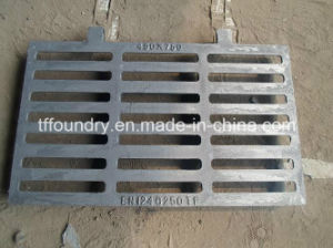 Storm Rain Water Gully Manhole Gratings with Frames for Vehicular and Pedestrian Area pictures & photos