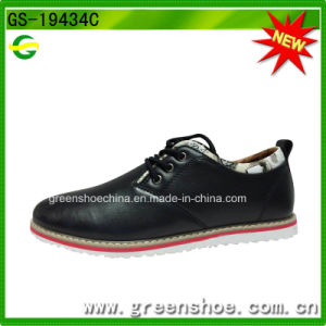 New Style Men Comfortable Hot Sell Casual Shoe pictures & photos