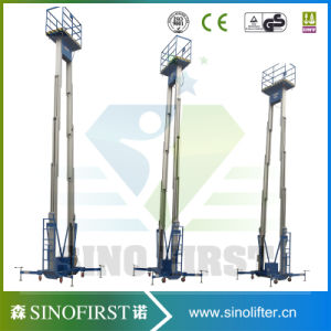 Mobile Electric Aluminum Aerial Lifting Work Platform pictures & photos