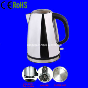Mirror Finish 1.7L Electric Kettle (KT-S09 mirror Polish)