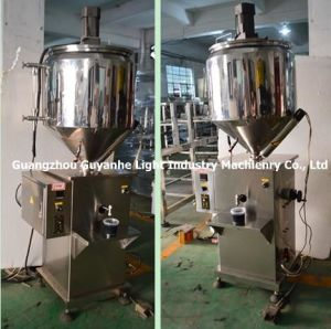 Semi-Auto Liquid Hot Filling Machine with Liquid/Paste Filling pictures & photos