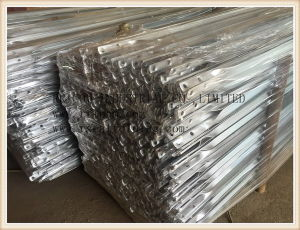 7′x4′ Galvanized Scaffolding Angle Iron Cross Braces pictures & photos