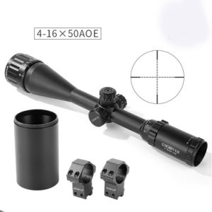 4-16X50 Aoe Rifle Scope Mil-DOT Illuminated pictures & photos