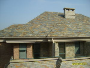 New Wholesale Slate Roofing Exteriors Culture Stone for Roofing pictures & photos