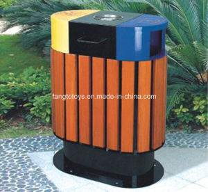 Park Bins, Trash Bin, Dustbin for Public Place, FT-Ptb005 pictures & photos