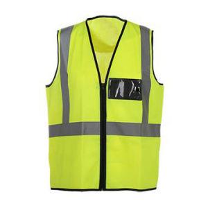 Class 2 Hi-Viz Reflective Safety Vest with pictures & photos