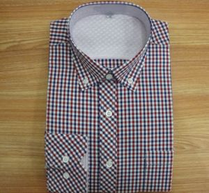 Men′s Shirts, 100% Cotton, OEM Welcomed, Fashion Shirt