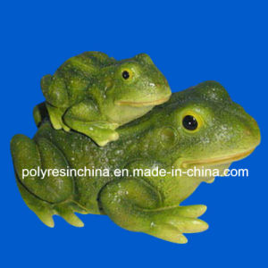 Resin Floating Animal Floating P. U Frog pictures & photos