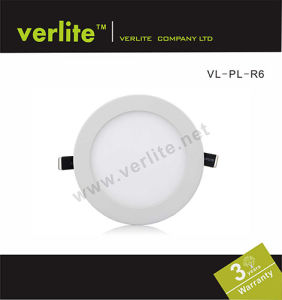 9W LED Round Panel with CE Rohs