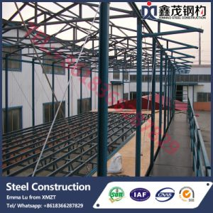 Installing Steel Structure Building for Supermarket/Shopping Mall and Plaza pictures & photos