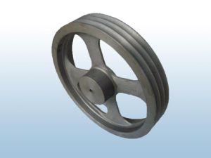Cast Iron V Belt Pulley pictures & photos