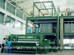 3.7m SSS New Technology Polypropylene Spunbond Fabric Machine pictures & photos