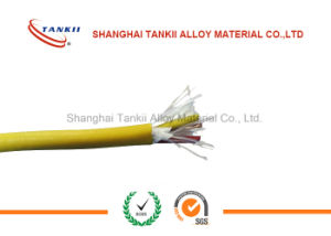 KX thermocouple wire 2*1.5sqm with PVC insulation and Almylar Shield with Drain Wire pictures & photos