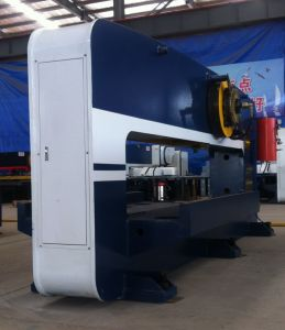 Automated CNC Double Servo Turret Punch Press ED200 pictures & photos