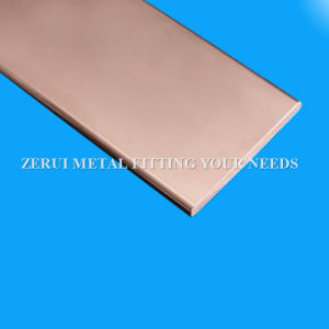 Flat Copper Bus Bar for Electrical Conductor pictures & photos