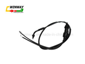 Ww-5231 OEM High Quality Motorcycle Throttle Cable, Wire pictures & photos
