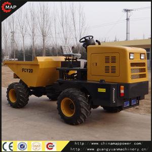 Fcy20 Mini Dump Truck, 2ton 4X4 Dumper pictures & photos