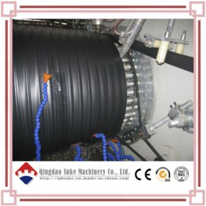 PE Plastic Steel Winding Pipe Production Line pictures & photos