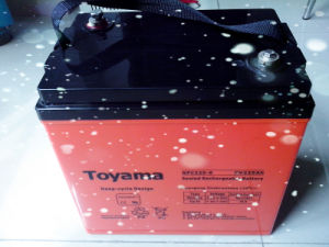 6V225ah Deep Cycle Battery Sealed Lead Acid pictures & photos