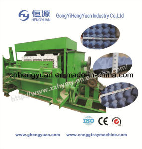 Recycling Waste Paper Egg Tray Making Machine with CE pictures & photos