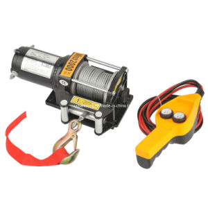 ATV Trailer Winches 2000lb CE Approved