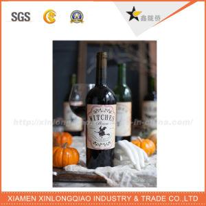 Fruit Juice Label Printing Customized Design Transparent Plastic Bottle Sticker pictures & photos