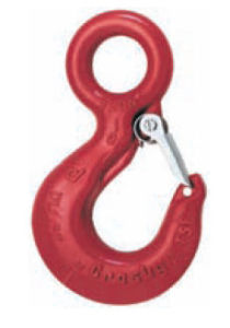 Eye Hoist Hooks 320A with Heavy Duty pictures & photos