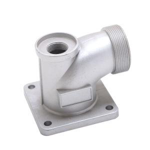 Aluminum Die Casting Pipe Joint