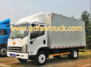 FAW JAC L-Series Light Truck with Van Box pictures & photos