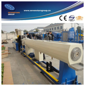 PE HDPE Pipe Extrusion Production Machine with 10 Years Experience pictures & photos