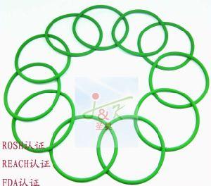 FDA, Silicone Rubber, FKM Rubber, Green, Brown, Black O-Ring pictures & photos
