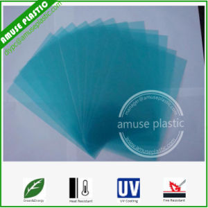 Cheap Unbreakable UV Coated Polycarbonate Sheets PC Solid Board pictures & photos