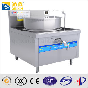 380V/20kw 230L Electric Commercial Induction Soup Cooker pictures & photos