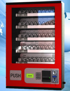 Shirt Vending Machine Clothing Shoes Sell Machine with Adjustable Goods Channel pictures & photos