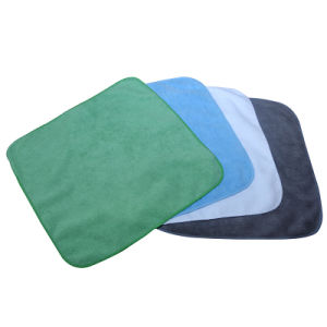 Microfiber Cloth/Car/Glass Cleaning Towel pictures & photos