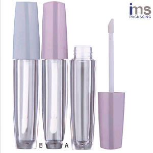 5ml Round Plastic Lip Gloss Container pictures & photos