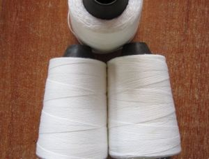100% Polyester Spun Yarn 30/1 for Fabric Knitting pictures & photos