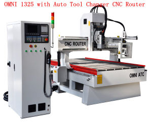 Omni 1325 CNC Router with Automatic Tool Change pictures & photos
