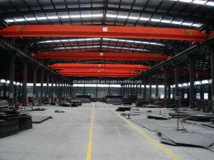 Steel Crane Building Steel Building Overhead Crane Building (Br00148)