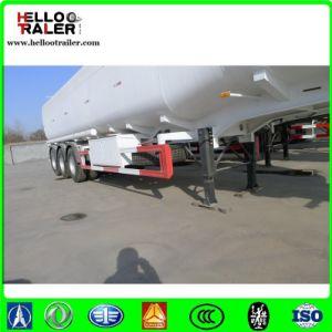 3 Axle Fuel Tanker Trailer Oil Trailer Truck, Fuel Tanker Trucks pictures & photos
