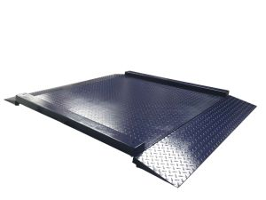 Heavy Duty Floor Scale with Ramp of 1500kg pictures & photos