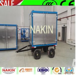 Trailer Dustproof Type Transformer Oil Filtration Machine, Insulating Oil Purifier pictures & photos