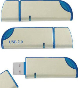 Knife Type Plastic 2.0 USB Flash Drive pictures & photos