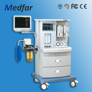 High Quality Anesthesia Machine with Ventilator pictures & photos