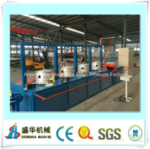Drawing Wire Mesh Machine (SH-220) pictures & photos