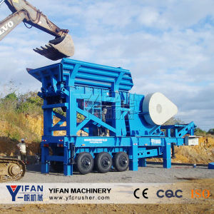 Chinese Famous Factory Patented Technology Aggregate Recycling Plant pictures & photos