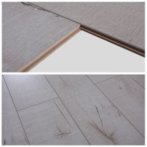 8mm Norway Oak HDF Eir Finish Laminate Floor with Cheapest Price pictures & photos