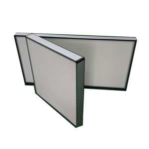 HEPA Air Filter Without Clapboard Used for Class 10-300000 Cleanroom pictures & photos
